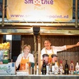 Smoothie-  cocktailbar op Nacht van Friesland 2016